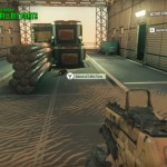Call of Duty: Black Ops 3 Industrial Drillbit Parts Location in Mission 9: Sand Castle