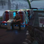 Call of Duty: Black Ops 3 Train Pass Location in Mission 2: New World
