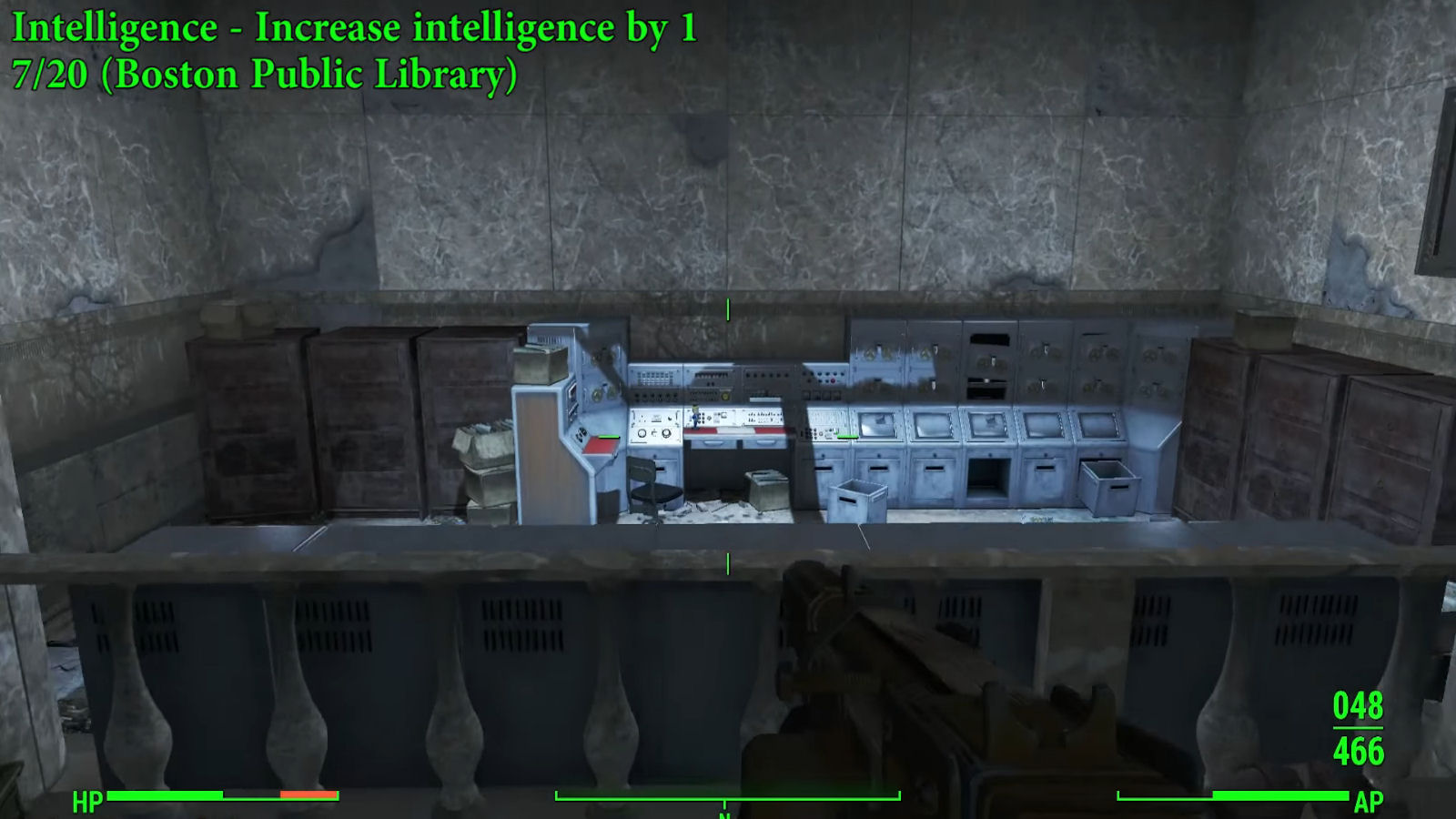 fallout 4 intelligence bobblehead location