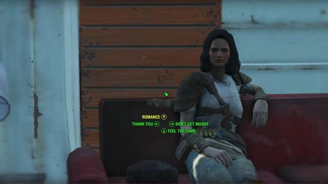 Fallout 4 flirt mod