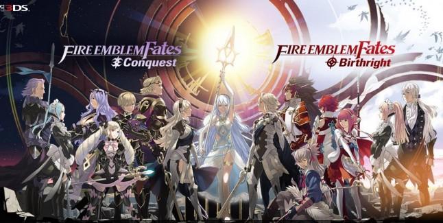 Fire Emblem Fates Wallpaper Birthright Conquest 2016 3DS