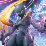 Pokken Tournament Shadow Mewtwo Amiibo Card Wii U