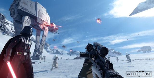 Star Wars Battlefront 2015 Trophies Guide