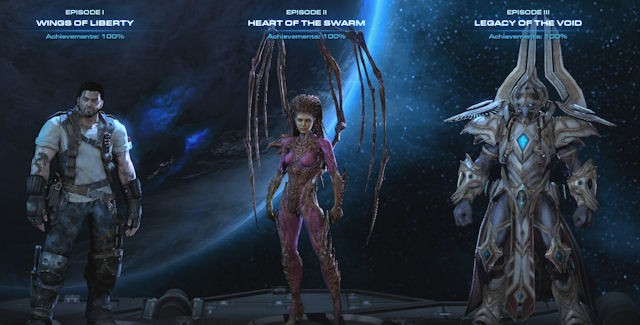 Starcraft 2: Legacy of the Void Achievements Guide