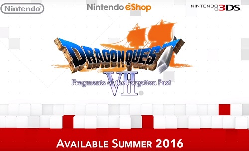 Dragon quest 7 release date in Melbourne