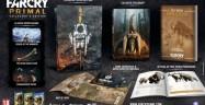 Far Cry Primal Collectors Edition PAL European Exclusive PS4 Xbox One PC Phrasebook Wenja audio Recordings Steelbook Map Soundtrack CD Special Box Contents