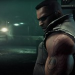 Final Fantasy VII Remake Barret Midgar Slums Ingame Cinematic PS4