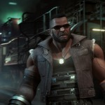 Final Fantasy VII Remake Barret Wallace Face Screenshot