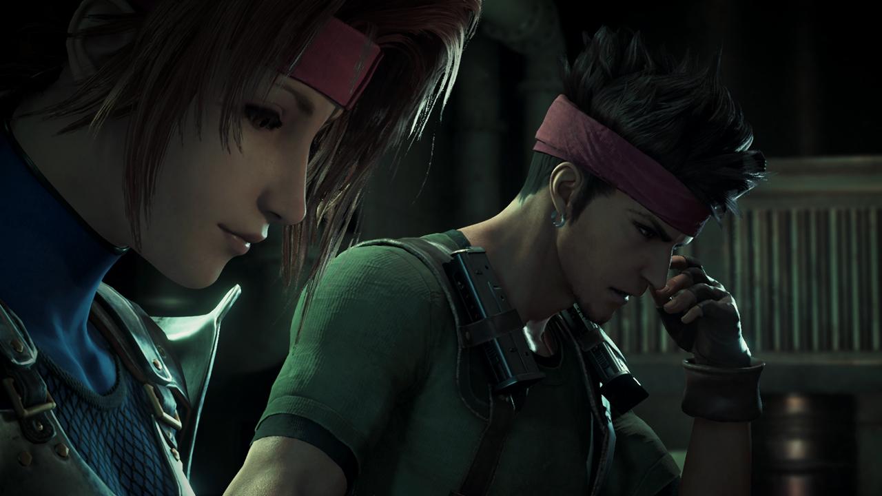 Final Fantasy VII Remake Jessie and Biggs Screenshot