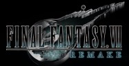 Final Fantasy VII Remake Logo Official PS4