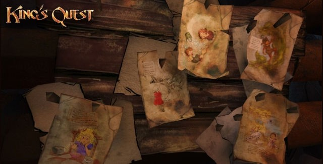 King's Quest 2015: Chapter 2 Pages Locations Guide