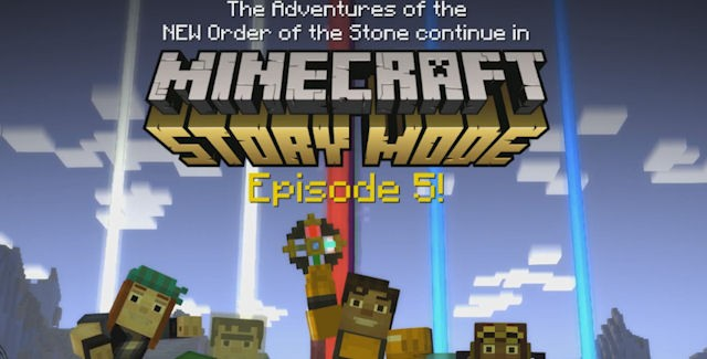 Minecraft: Story Mode Episode 5 Release Date