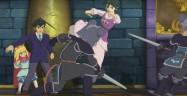 Ni No Kuni 2 Revenant Kingdom PS4 Fightscene Screenshot