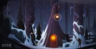 Pinstripe Edgewood Cabin Snowy Gameplay Screenshot PC