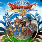 PS2 Dragon Quest VIII Journey of the Cursed King USA Box Artwork