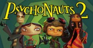 Psychonauts 2 Artwork Logo Official Xbox One PS4 PC Mac Linux