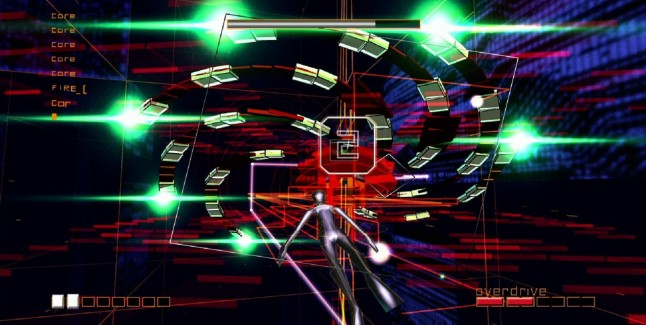 Rez Infinite PSVR Gameplay Screenshot PS4