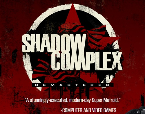 6093e075c21 Shadow Complex Remastered Announced For Xbox One   PS4. Free PC Download