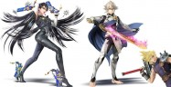Super Smash Bros Wii U & 3DS Final DLC Characters: Bayonetta, Corrin & Cloud