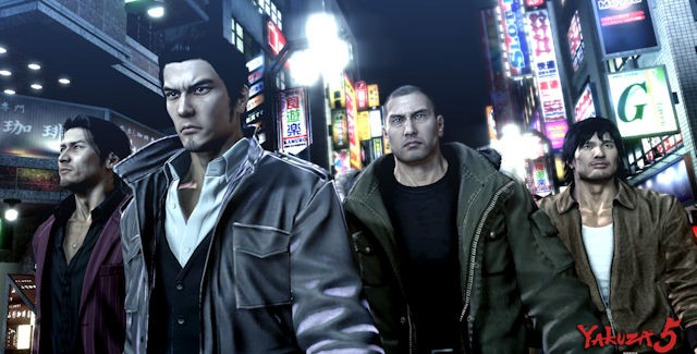 Yakuza 5 Trophies Guide
