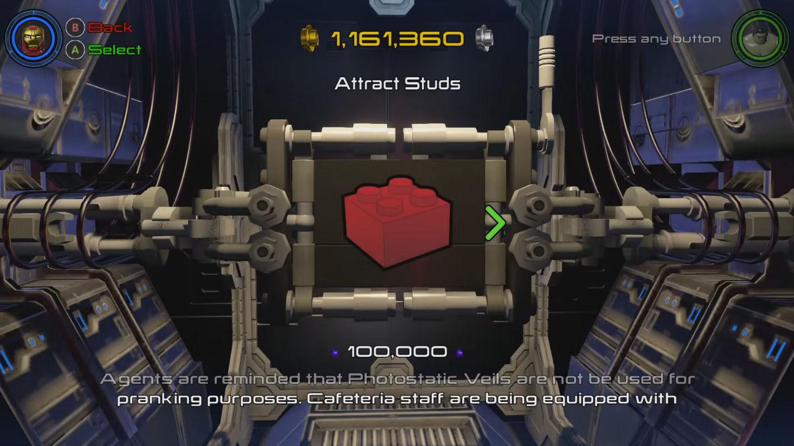marvel lego 3ds red bricks