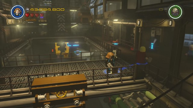 Lego Marvel's Avengers Red Brick 13: Quest Detector Location