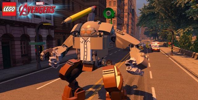 Lego Marvel's Avengers Trophies Guide