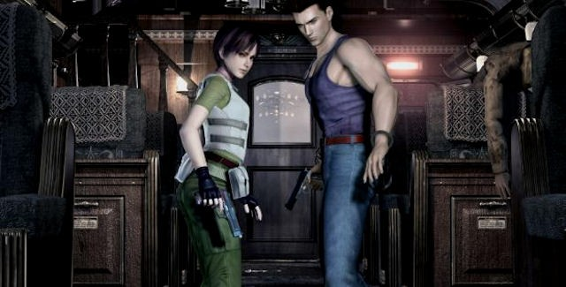 Resident Evil 0 HD Remaster Collectibles