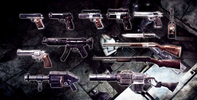 Resident Evil 0 HD Remaster Weapons Locations Guide