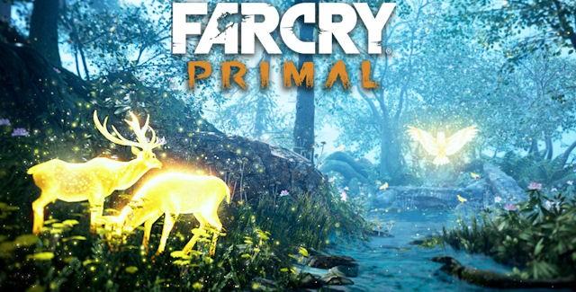 Far Cry Primal Glitches