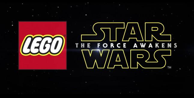 Lego Star Wars: The Force Awakens logo