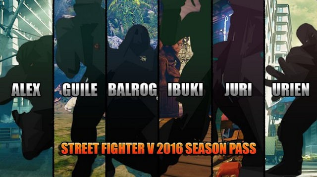 How To Unlock All Street Fighter 5 Characters Video Games Blogger