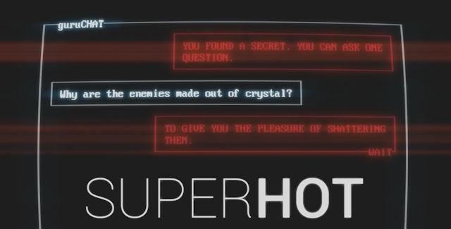 superhot cheats