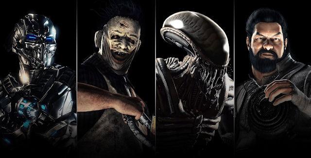 Mortal Kombat XL Kombat Pack 2 Fatalities & X-Rays