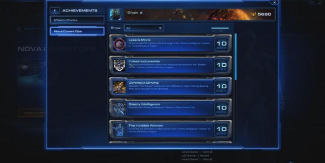 StarCraft 2: Nova Covert Ops Achievements Guide