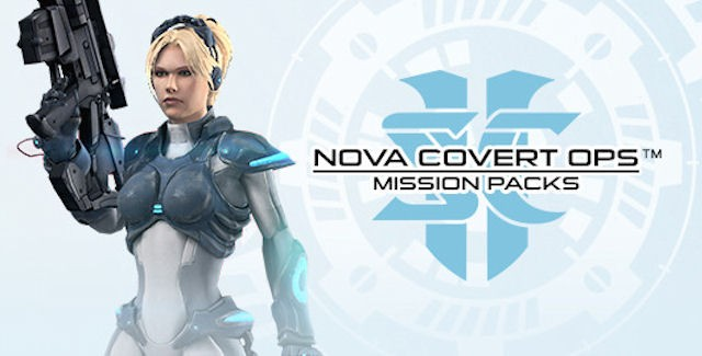 StarCraft 2: Nova Covert Ops Walkthrough