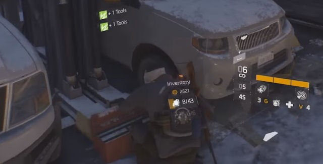 The Division Loot Farming Locations Guide
