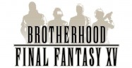 Final Fantasy 15 Brotherhood anime series logo