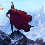 King's Quest 2015: Chapter 4 Artwork by Evan Cagle