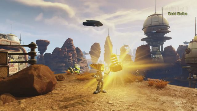 Ratchet and Clank PS4 Ultimate Explorer Trophy