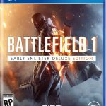 Battlefield 1 PS4 Deluxe Edition Boxart