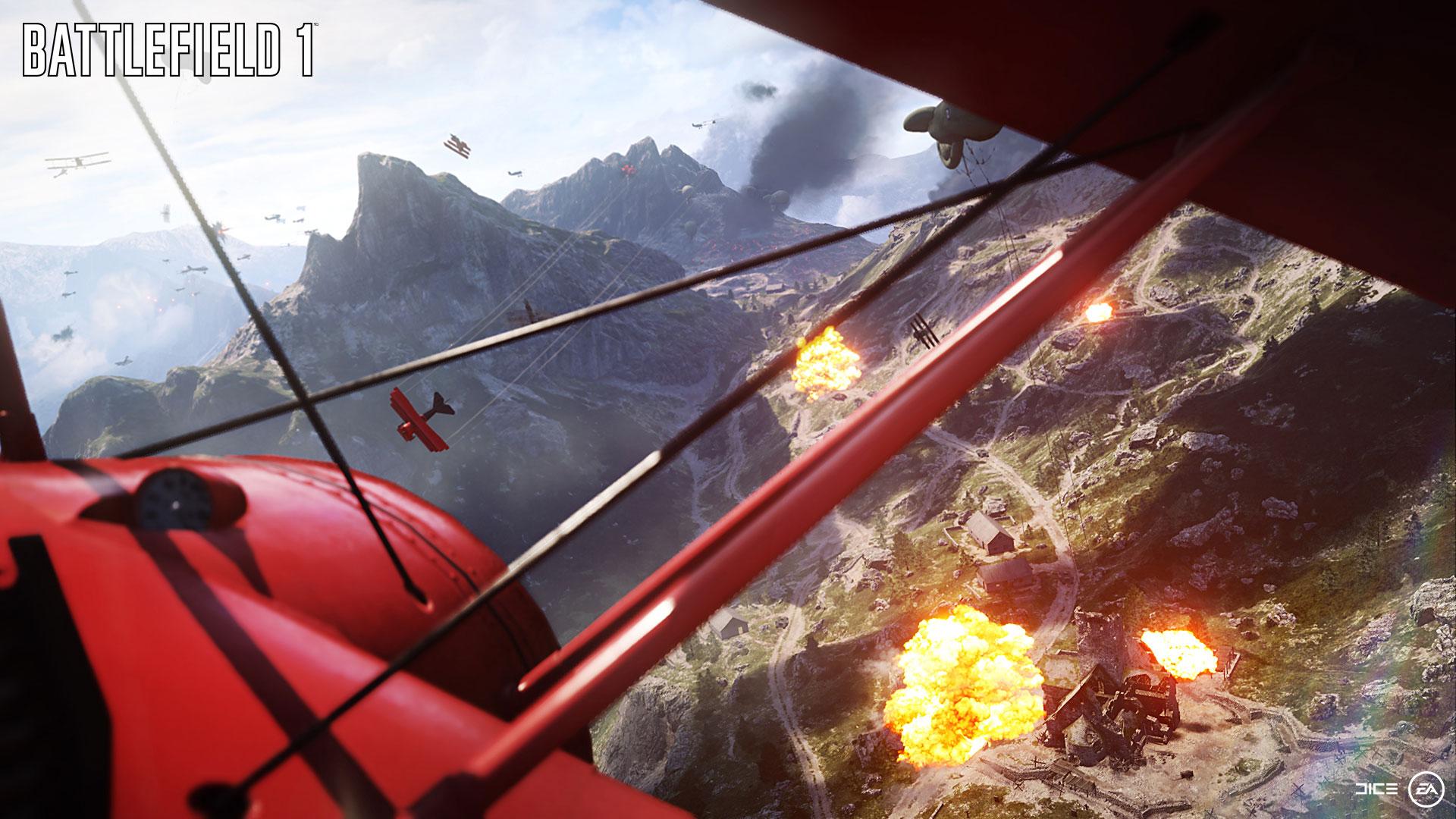 Battlefield 1 Announcement Screen 1