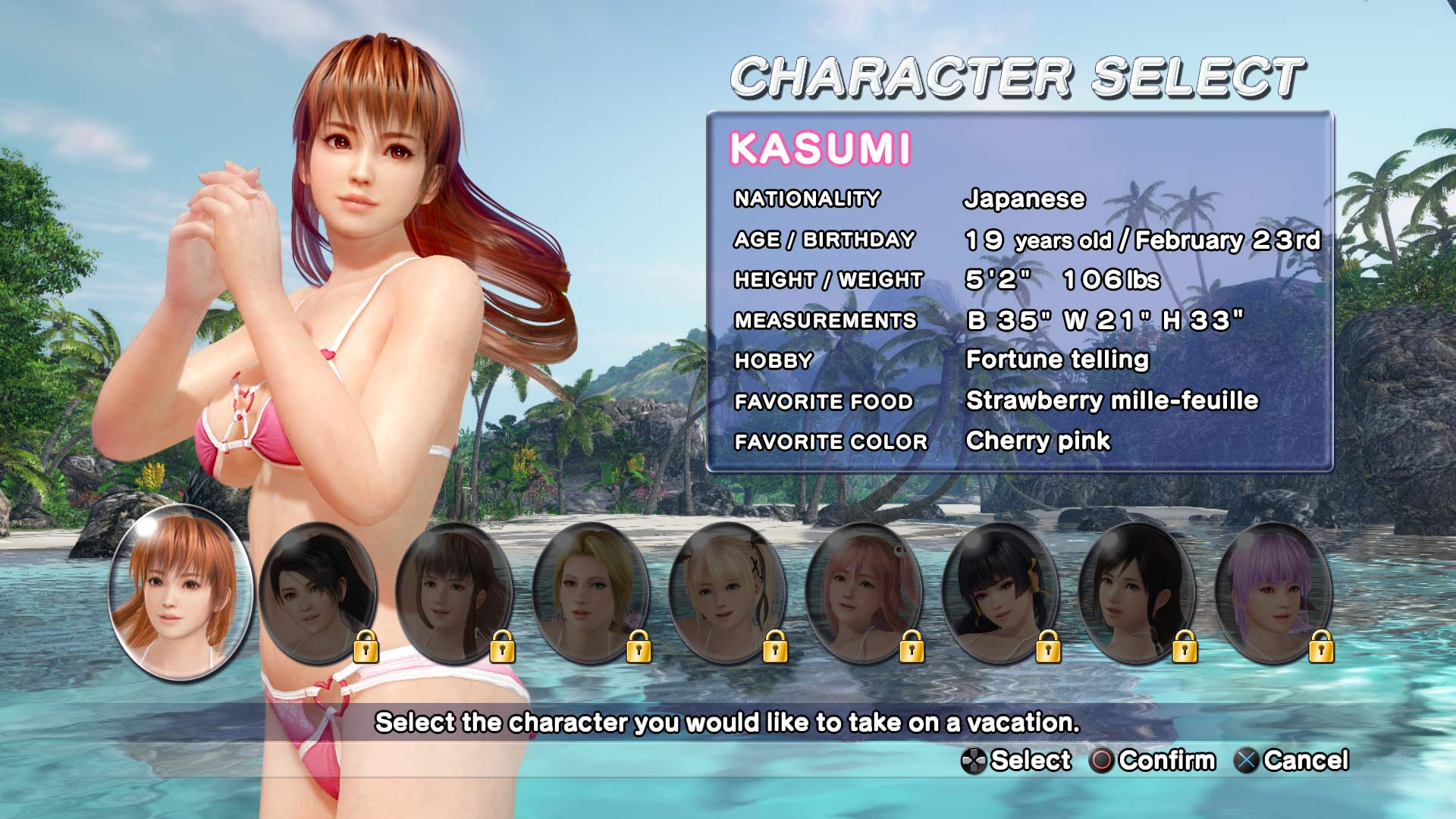 Dead Or Alive Xtreme 3 Ps4 Screen 3