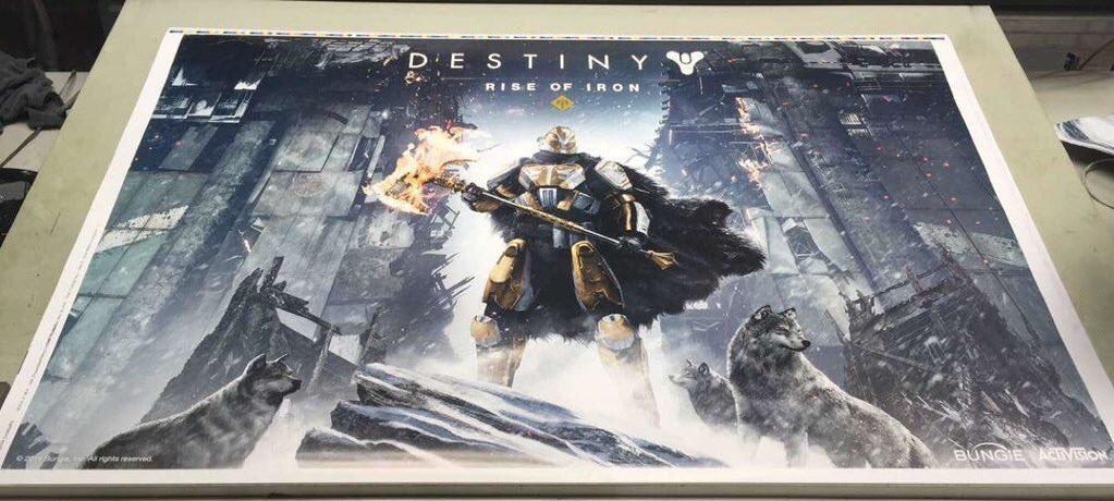 Destiny Rise Of Iron Wallpaper Download Free Stunning: Destiny: Rise Of Iron Poster