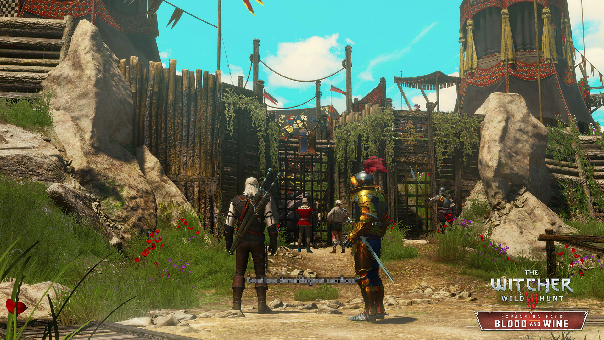 The Witcher 3 Blood And Wine Screen 6