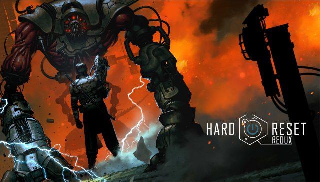 Hard Reset Redux Artwork