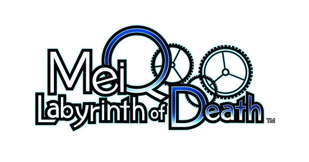 MeiQ: Labyrinth of Death Logo