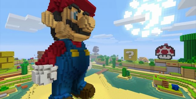Minecraft: Wii U Edition - Super Mario Mash-Up Pack 0