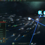 Stellaris Battle Screenshot 2