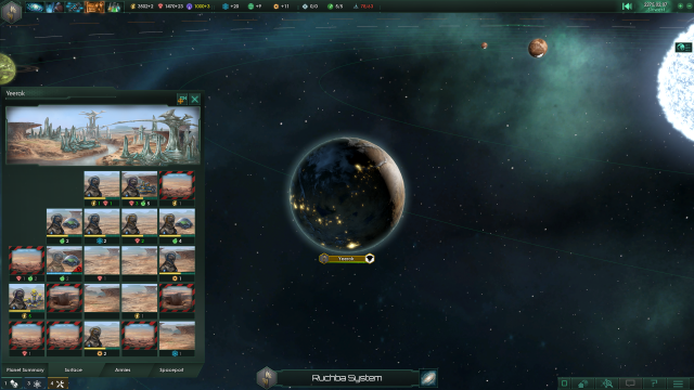 Stellaris Planet Screenshot 1